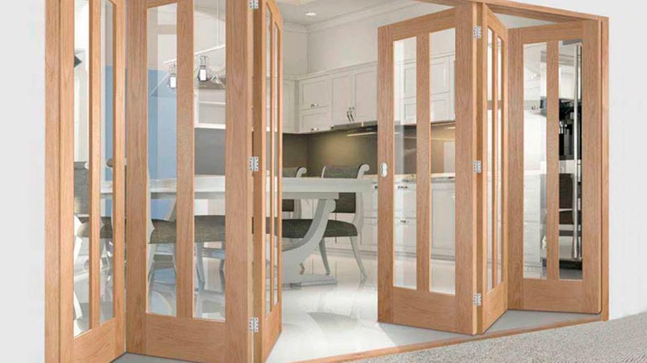 como elegir puertas plegables y realizar su mantenimiento - Ideas de decoración de artículos plegables