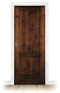 Puerta Block Interior PM-1109 Nogal